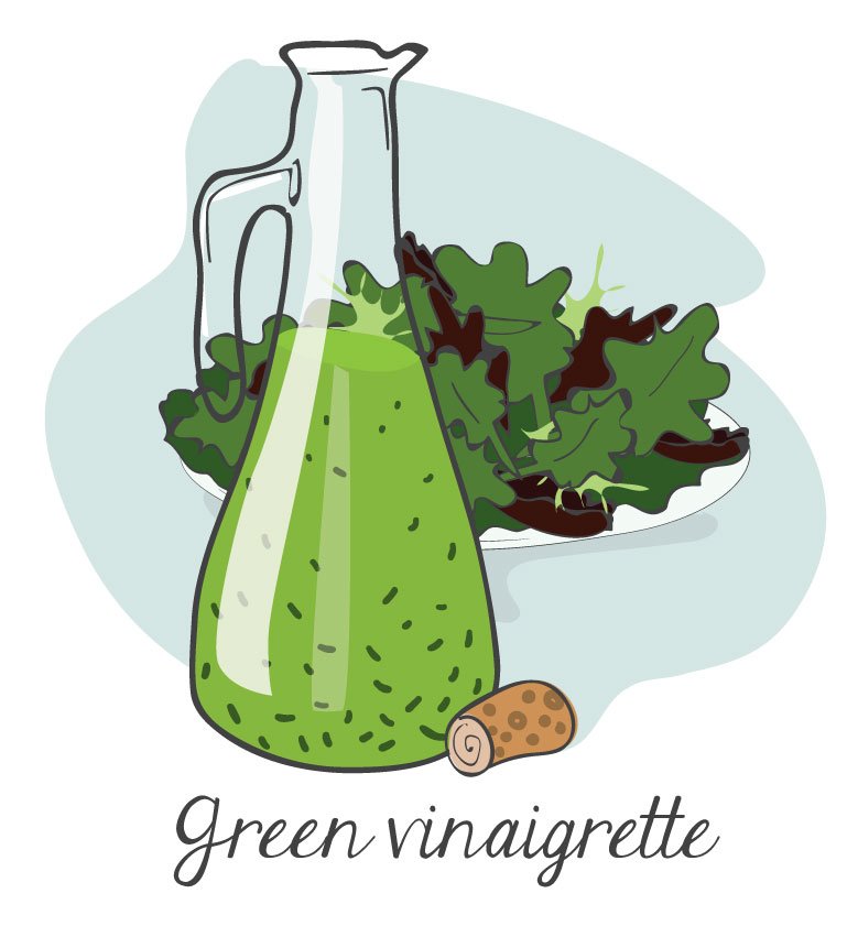 Green Vinaigrette