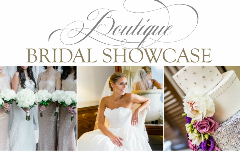 Bernards Inn Boutique Bridal Showcase