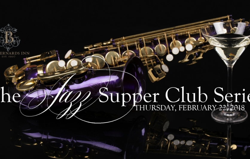 The Jazz Supper Club featuring The L & P Trio
