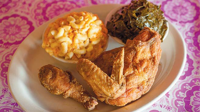 Corinne's Place soul food