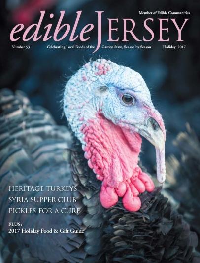 Edible Jersey Holiday 2017