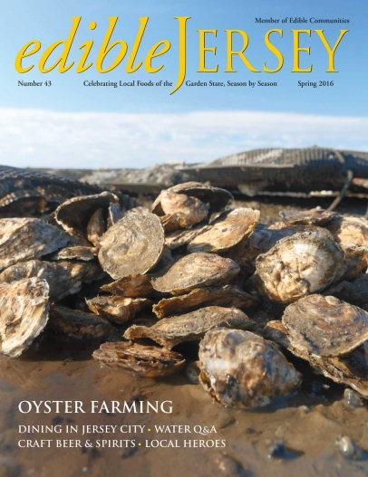Edible Jersey Spring 2016