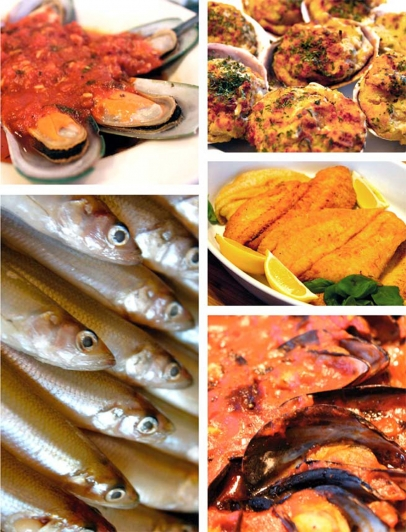 7 Fishes Christmas Eve Italian Recipes.Feast Of The Seven Fishes Edible Jersey