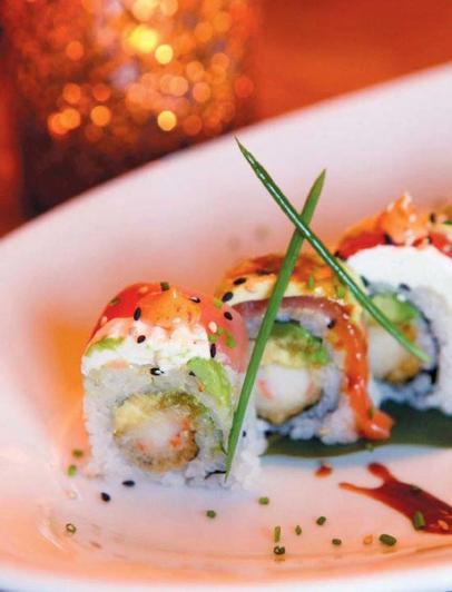 Teak Sushi