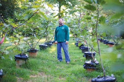 Bill Muzychko of Bill's Figs