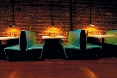 booths at brickwall