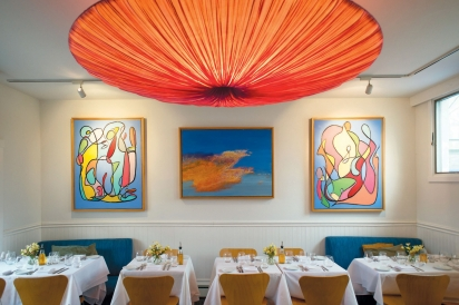 d'floret dining space