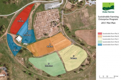 Duke Farms Map