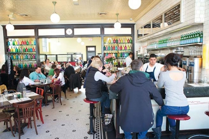 restaurant in montclair