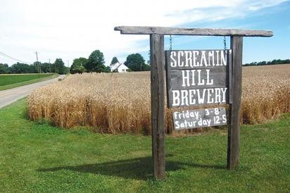 screamin hill brewery