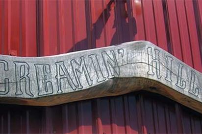 screaming hill farm brewery
