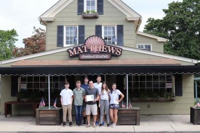 Matthews Seafood Market