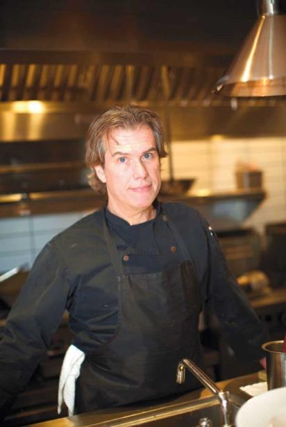 David Drake of Greene Hook Bar & Kitchen