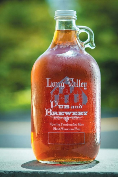 long valley pub & Brewery
