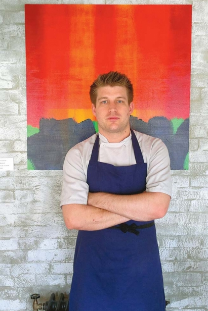 Chef Richard Craven