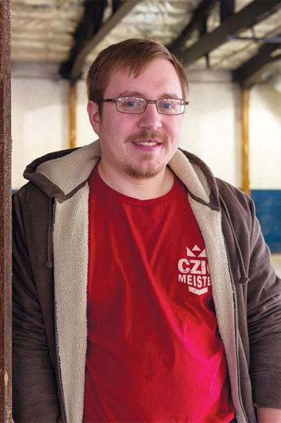 Matt Czigler of Czig Meister Brewing