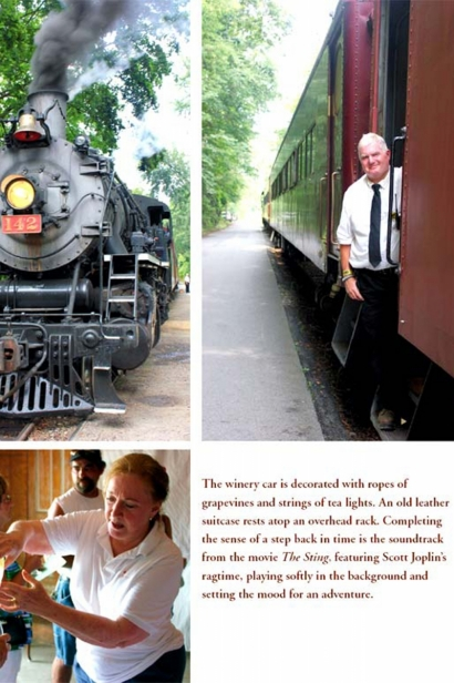 the wine train