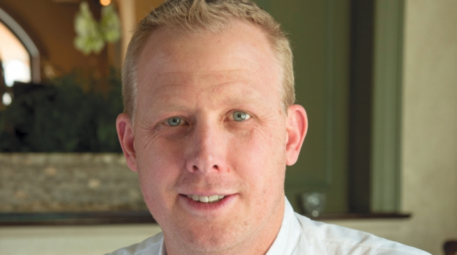 Chef Corey Heyer