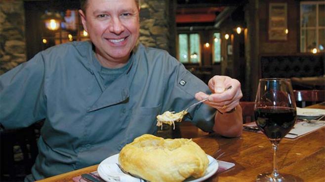 Paul Banzini executive chef of Hearth & Tap in Montvale