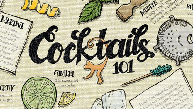 cocktails 101