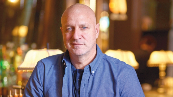 TOM COLICCHIO: Top Chef, Food Security Advocate