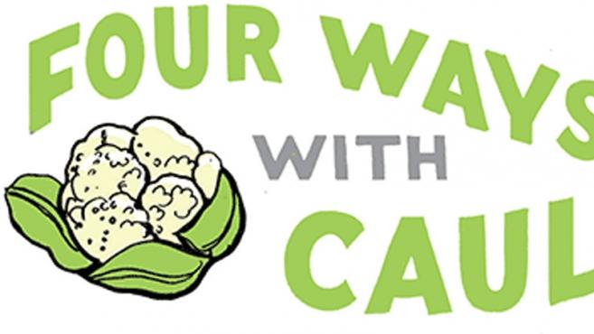 four ways with cauliflower