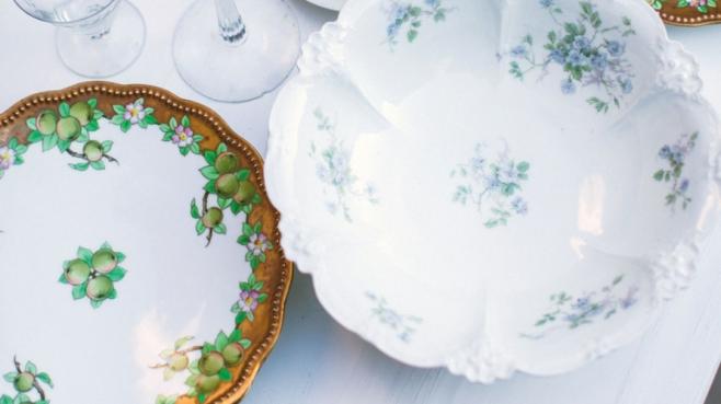 heriloom dishes