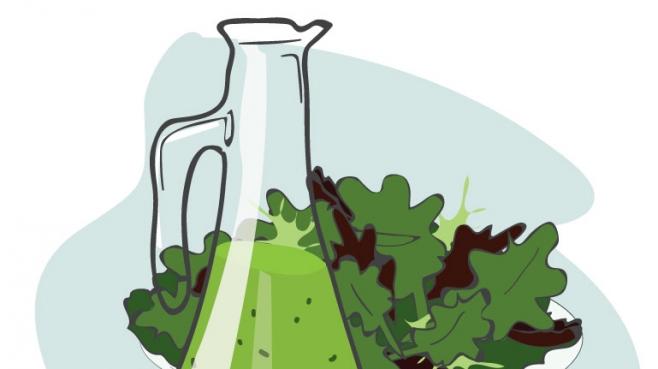 Green Vinaigrette