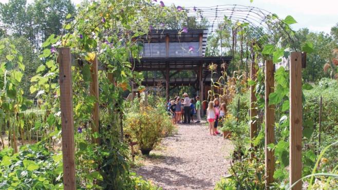 Princeton Day School Garden