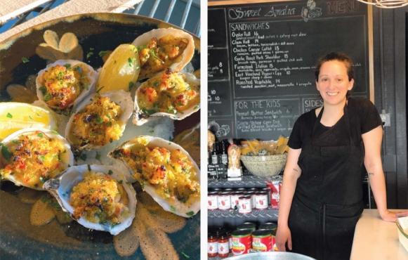 Sweet Amalia Market and Kitchen