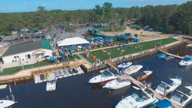 Sweetwater Marina and Riverdeck