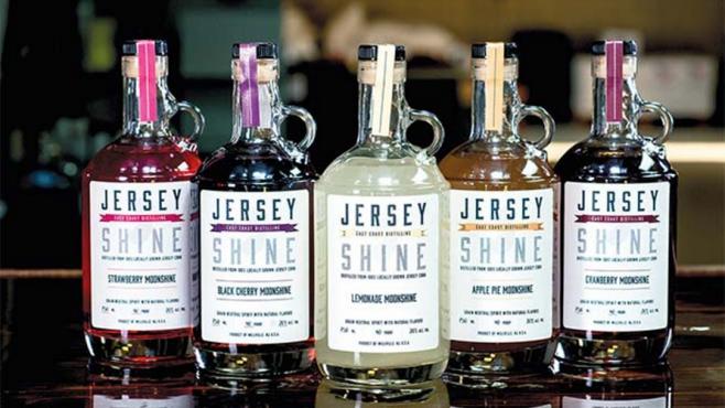 jersey shine moonshine