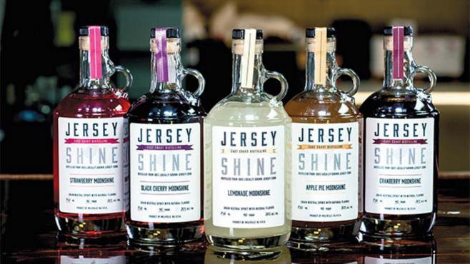 jersey shine moonshine