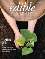 Edible Western NY Summer 2018 Cover