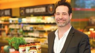 Brad Finkel of Hoboken Farms